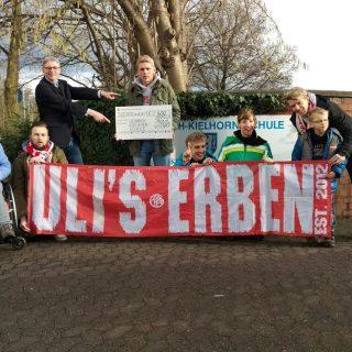 Spende an die Kielhorn-Schule in Hameln